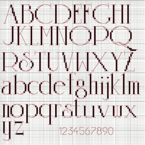 cross stitch alphabet pattern maker free free cross stitch alphabet for personalized christmas