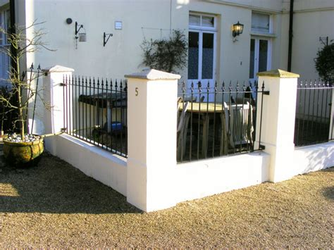 Banister Rails Wrought Iron Railings Metal Fencing