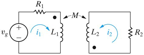 coupling between inductors coupling and circuitikz tex stack exchange