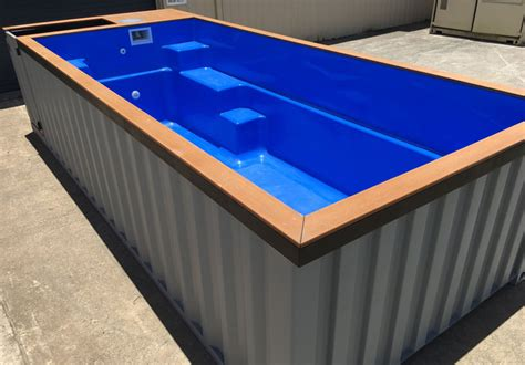 seecontainer pool shipping container pools awesome stuff 365