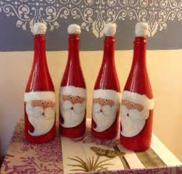 Painted Wine Glass Ideas Christmas » Home Design 2017