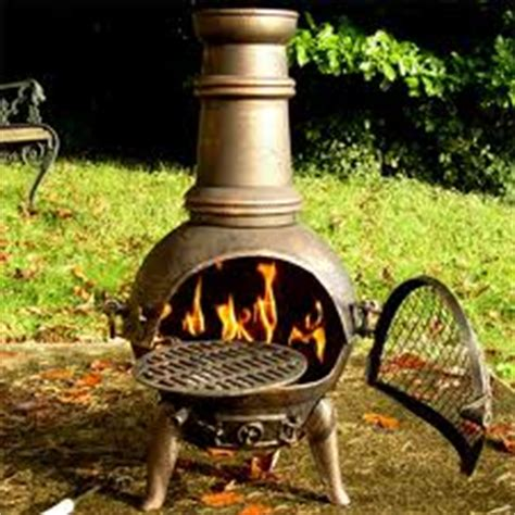 Chiminea Cooking by Cooking With Firewood