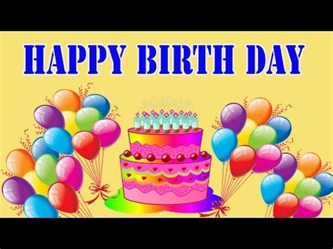 happy birthday rhymes mp3 download download happy birthday to you 3d animation english