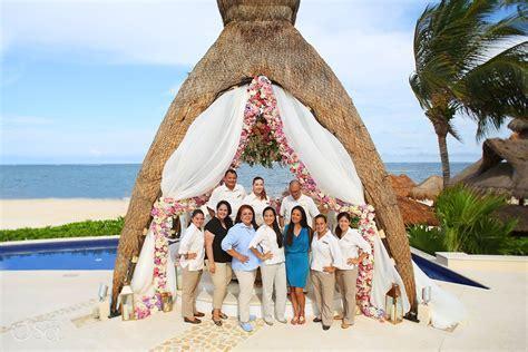 Dreams Riviera Cancun Weddings   Del Sol Photography