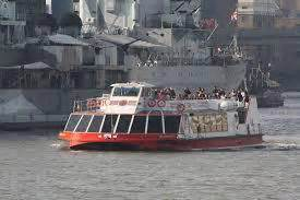 thames river boats schedule sundowner evening cruise