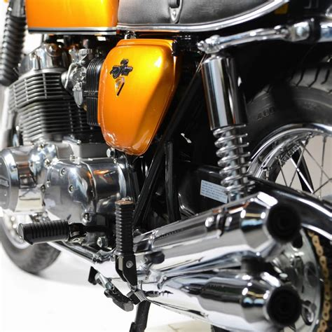 Motorrad Honda Cb 750 Four by Honda Cb 750 Four 1969 1978 Das Jahrhundert Motorrad