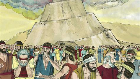 imagenes biblicas de la torre de babel documenta2 babilonia desvelada la torre de babel