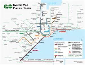 go transit kitchener schedule maps