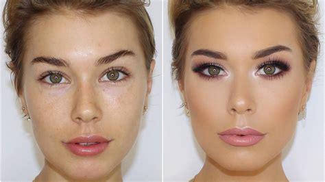 Tutorial Makeup Bridesmaid | bridesmaid inspired makeup tutorial jasmine hand youtube