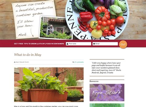 Garden Blogs by Gardening Blogs Uk Top 10 Vuelio