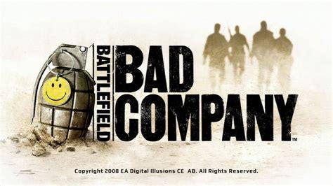 Bad Bd by Ea Battlefield Bad Company Antisubliminal