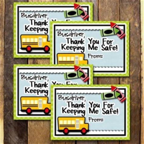 Driver Thank You Card Printable
