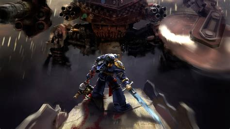 warhammer  space marine ultramarines wallpapers hd