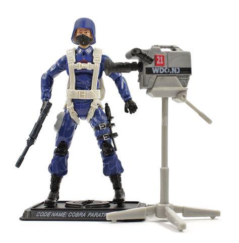Hasbro Gi Joe Gijoe Cobra Paratrooper cobra paratrooper best of 80s g i joe database