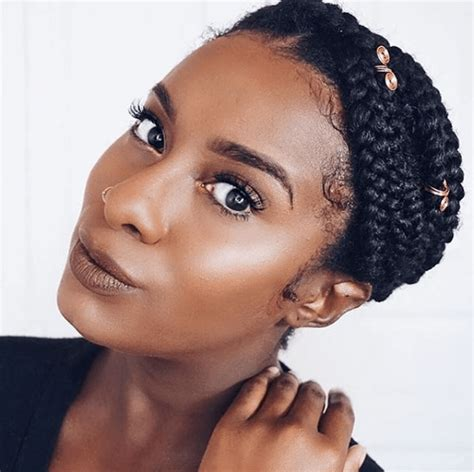 protective hairstyles chic protective style