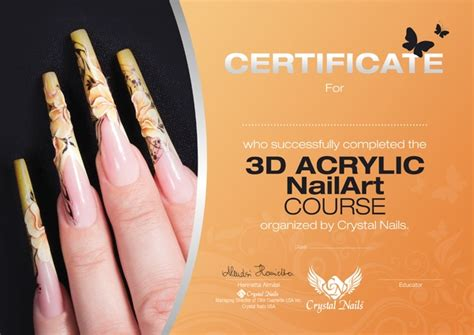 Acrylic Nail Courses by Nail Courses