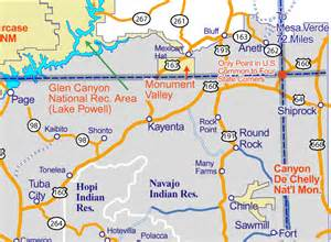 city of rocks map of arizona
