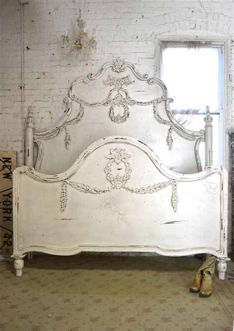 painted cottage shabby chic french romantic queen king