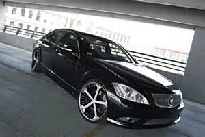 Custom S550 Mercedes Mercedes S550 Afterfx Customs