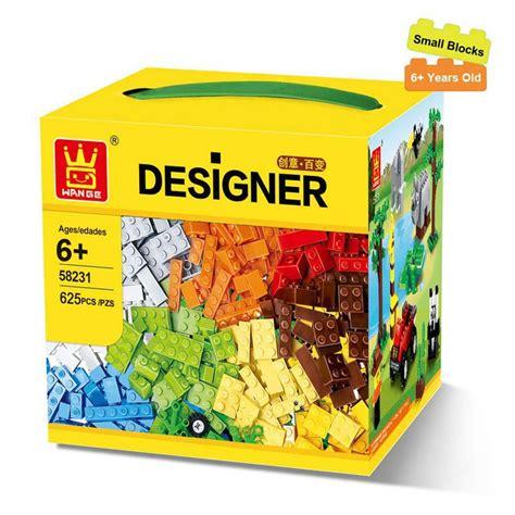 Lego Wange City Building 26073n 625 pcs building blocks city diy creative bricks toys for child educational wange building block