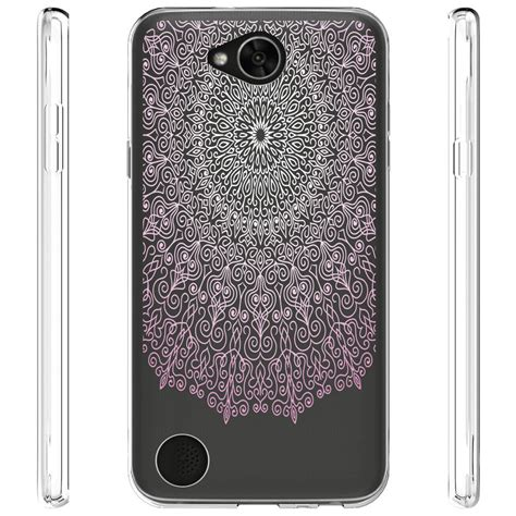 Softcase Tpu Lg X Power Casing Soft Silikon for lg x power 2 2nd lv7 design clear tpu soft phone cover ebay