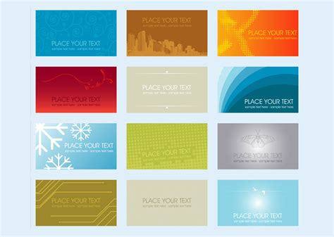 background name card business cards vector art graphics freevector com