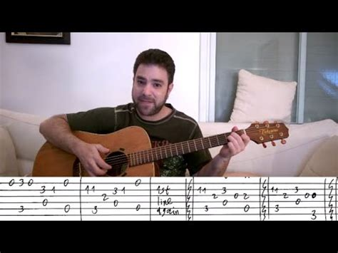 fingerstyle tutorial download 22 92 mb fingerstyle tutorial hurt guitar lesson w tab