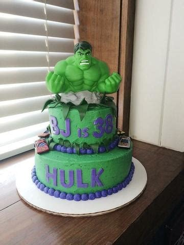 top 5 marvel comic book cakes – baking time club