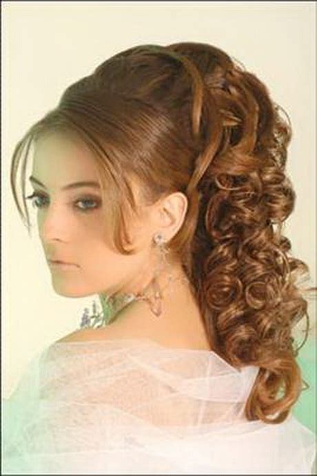 Arabic Wedding Hairstyles by Arabic Bridal Hairstyles