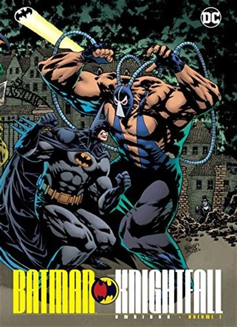 batman knightfall omnibus vol 1401278493 batman knightfall omnibus vol 1 224 6 99 au lieu de 99