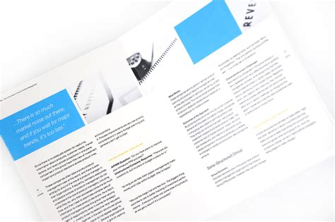What Makes A White Paper - white paper design