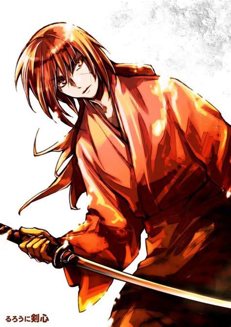 Oceanseven Tshirt Anime Samurai X 13 himura kenshin rurouni kenshin samurai x anime