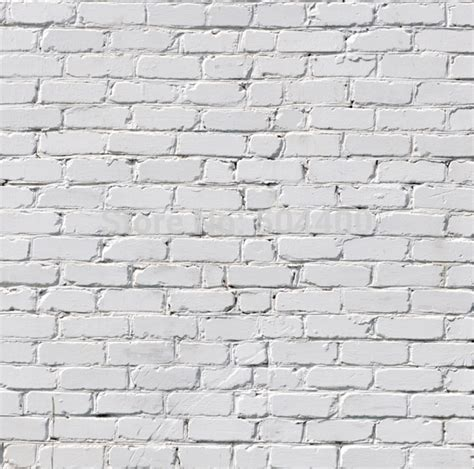 Wps182 Grey Batu Bata Walpaper Dinding Wall Paper Stiker fabric white brick backdrop photography background brick wall backdrops studio backdrop xt