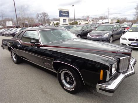 pontiac grand prix 1975 1975 pontiac grand prix information and photos momentcar