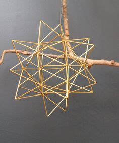 Comment Fabriquer Des Himmeli by Large Abstract Wall Sculpture Geometric