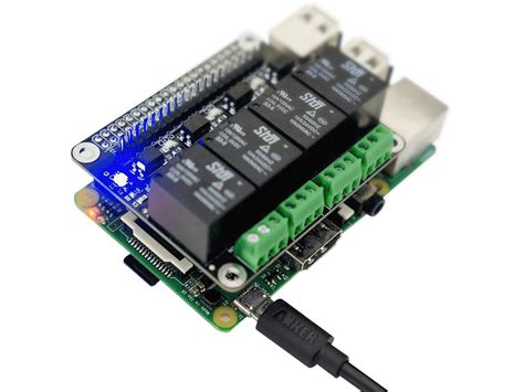 turta raspberry pi 4 channel relay board