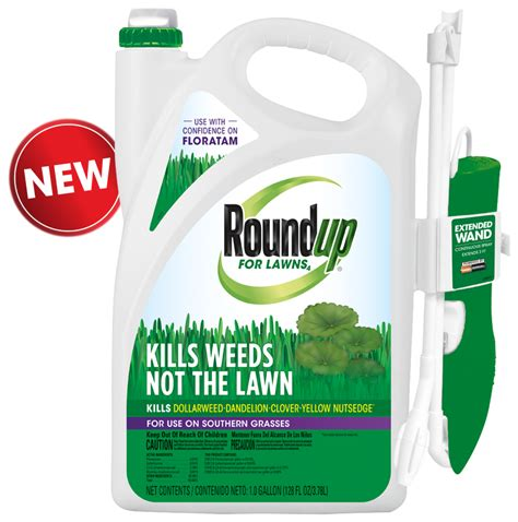 The Roundup by Roundup Lawn Weeds