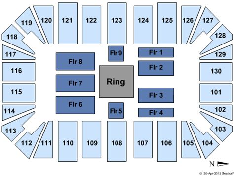 amarillo civic center seating chart amarillo civic center tickets ticketstub 174 your