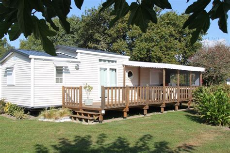 Plans For Homes by Location Mobil Home 4 Personnes Vip Luxe Morbihan