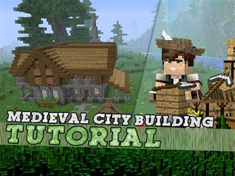 minecraft tutorial | medieval build | step by step! youtube