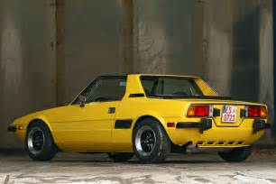 Fiat X1 9 R I P Bertone 1912 2014 Grassroots Motorsports Forum