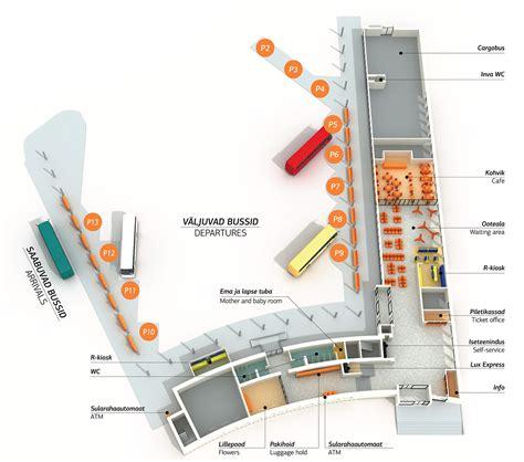 building layout en español services building plan tallinna bussijaam