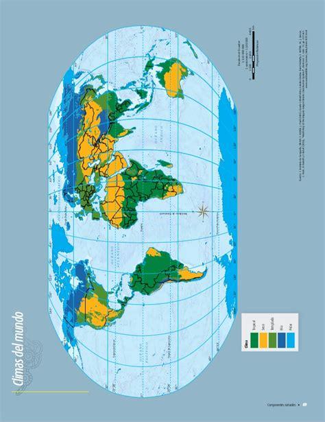 atlas de geografia del mundo 5 a grado pagina 198 atlas de geografia del mundo segunda parte