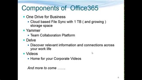 Office 365 Portal Explained Office 365 Explained In 5 Minutes