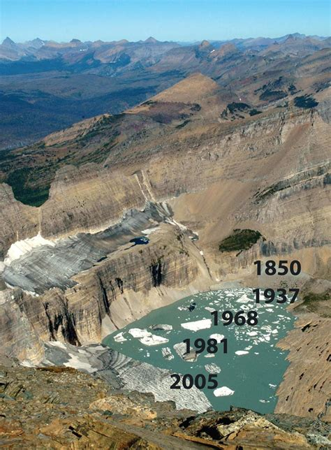 retreat of glaciers since 1850 wikipedia the free water pictures water on the land usgs