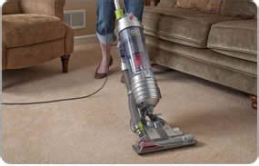 Vacuum The Living Room In Hoover Windtunnel Air Bagless Upright