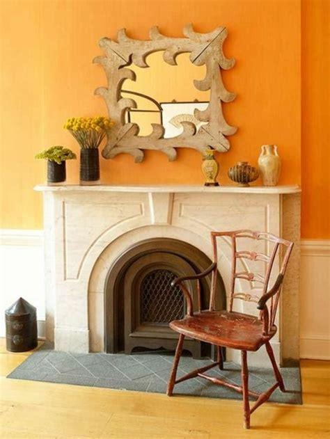 Farbideen Wohnzimmer Streichen W 228 Nde Streichen Farbideen F 252 R Orange Wandgestaltung