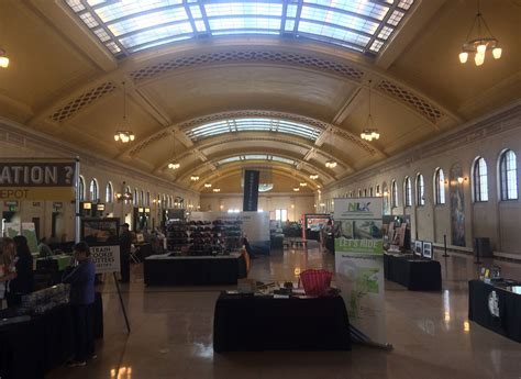 st paul union depot a big city station done right