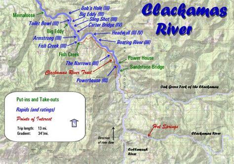 map of oregon river river trip maps oregon river experiences