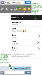 chomp sms android apps on google play